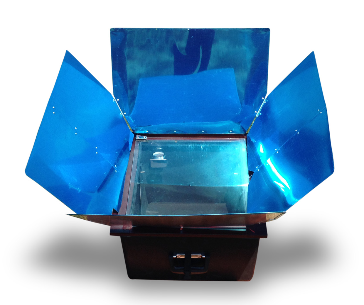 снимка на Solar oven and dryer Model PSO-01